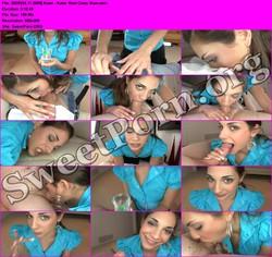 AmateurAllure.com [04.17.2009] Katie - Katie Shot Class Slam Thumbnail