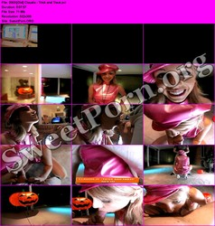 AmateurAllure.com [Old] Claudia - Trick and Treat Thumbnail